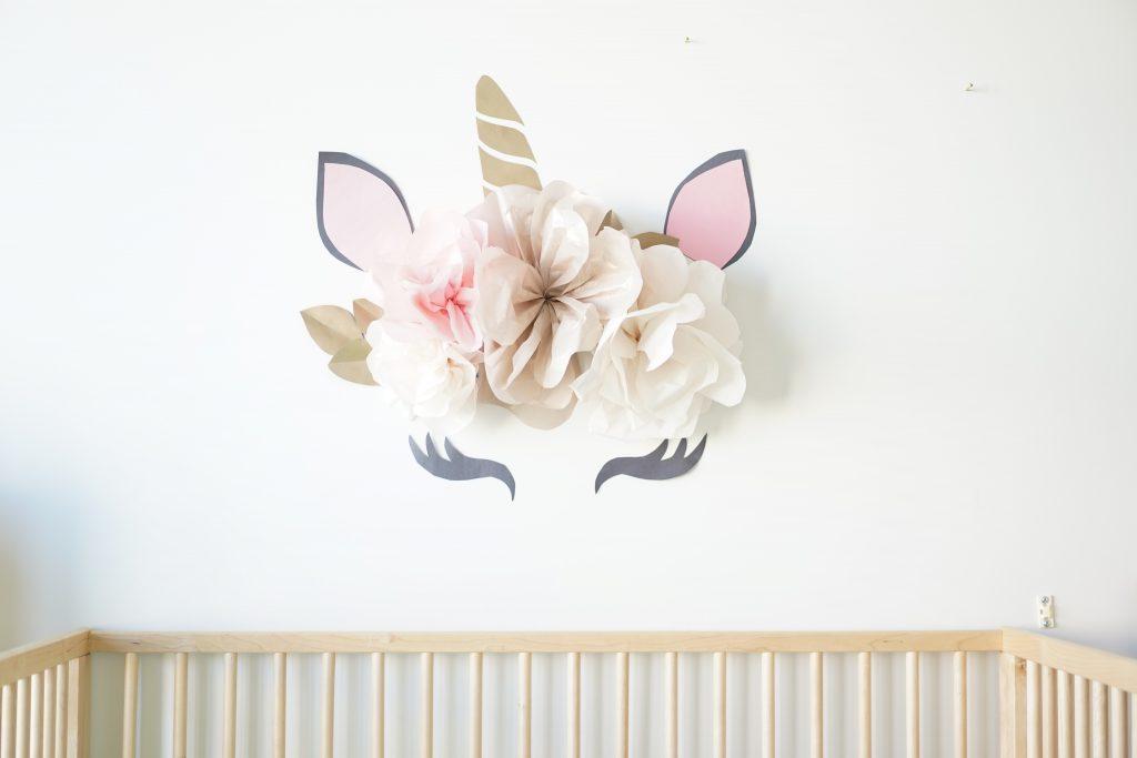 unicorn wall decor