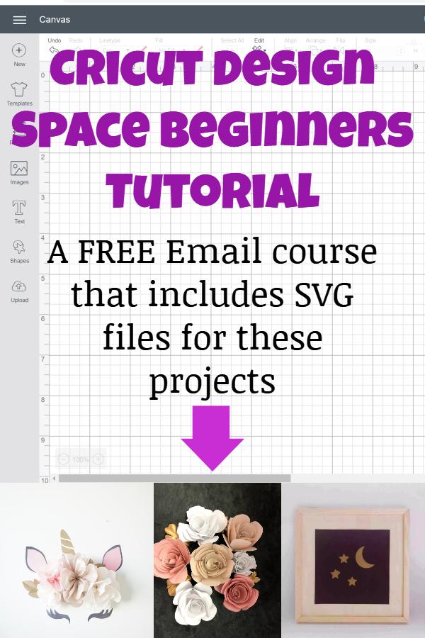 cricut beginners tutorial