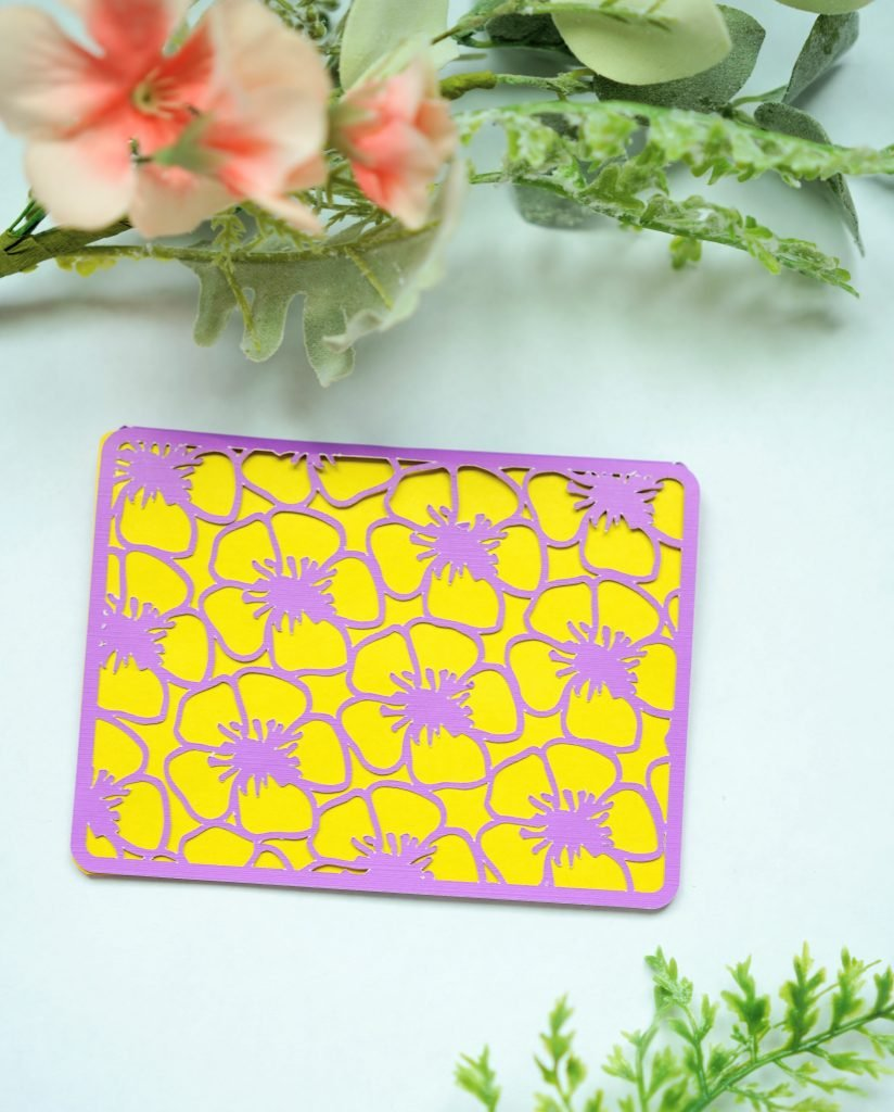 paper lace cards