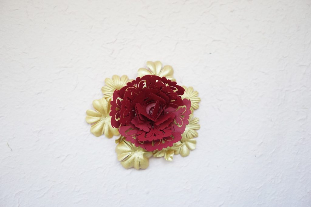 Lace Paper Flower templates