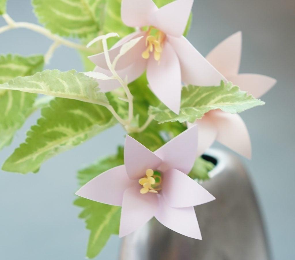 free cricut flower template