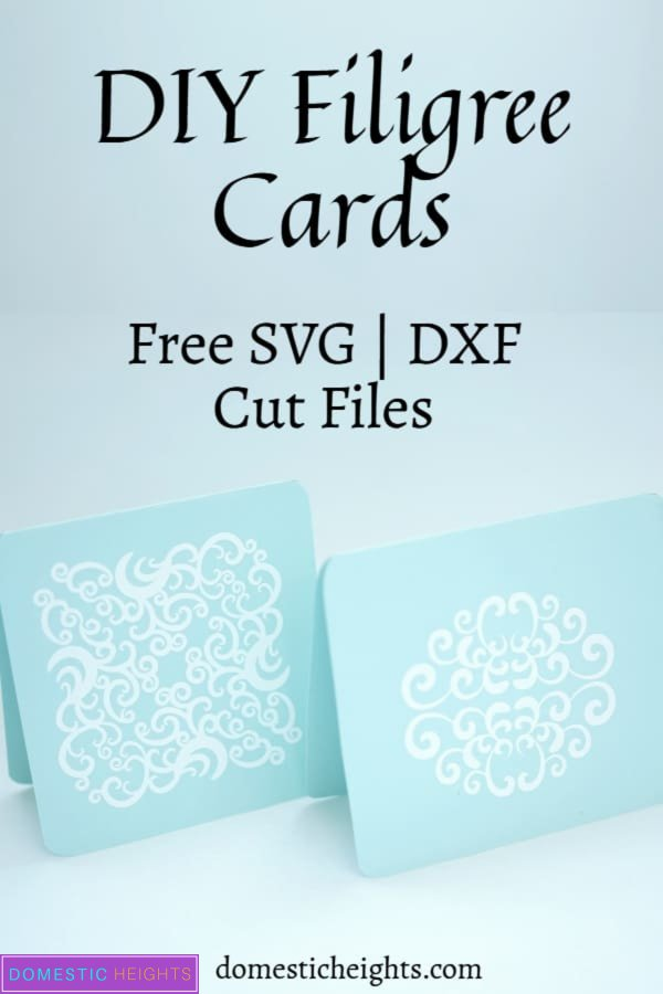cricut card project with free svg