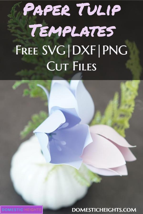 paper tulip free templates