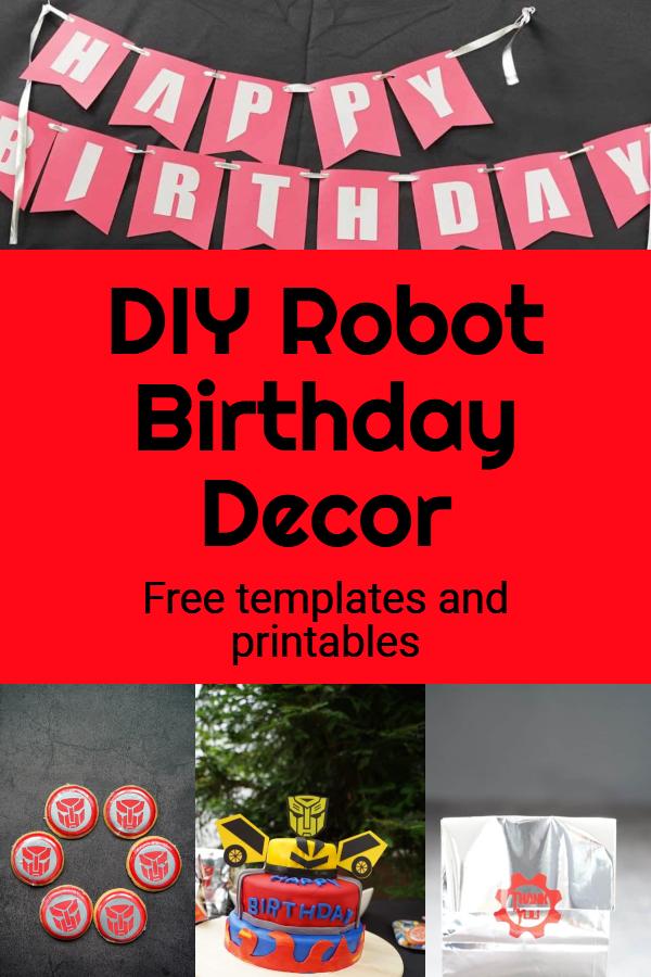 5 year old boy birthday party ideas