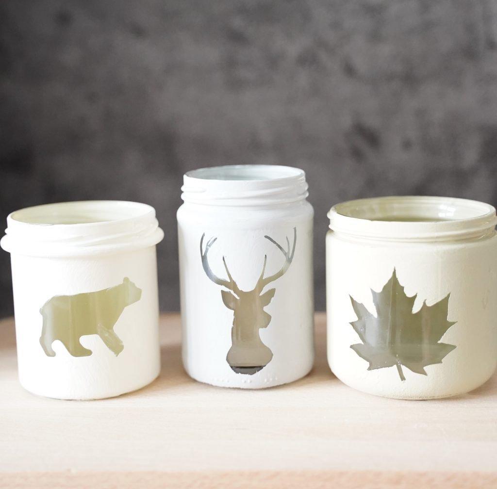 empty jar decor ideas