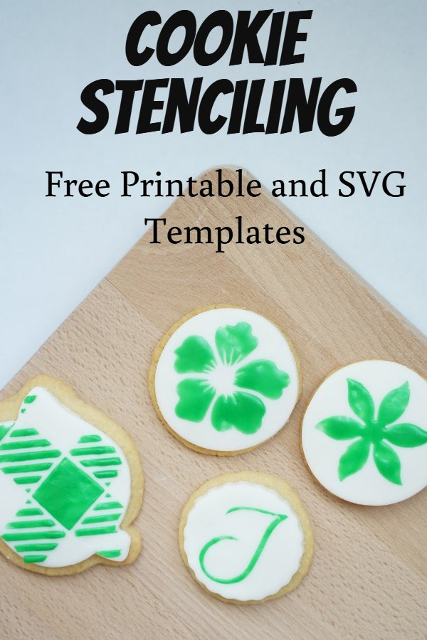 cookie stencils airbrush cookie stencils how to stencil letters on cookies