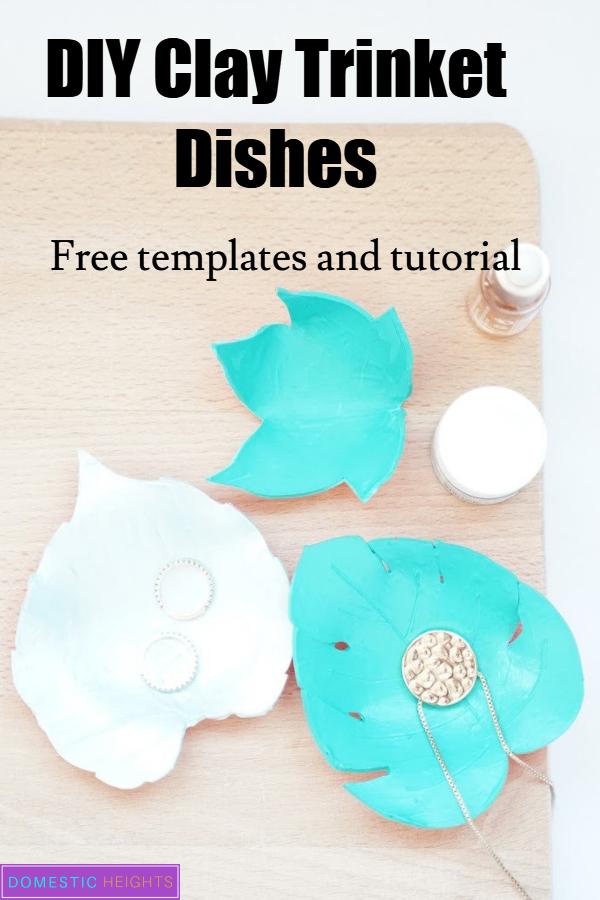 DIY Clay dish