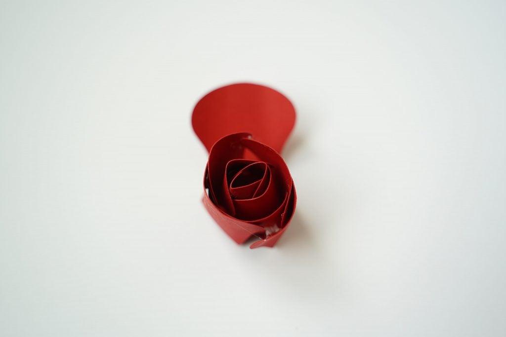Paper FLower Rose