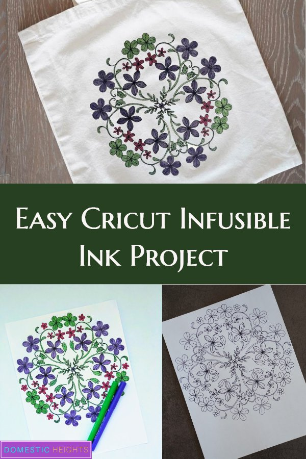 infusible ink project