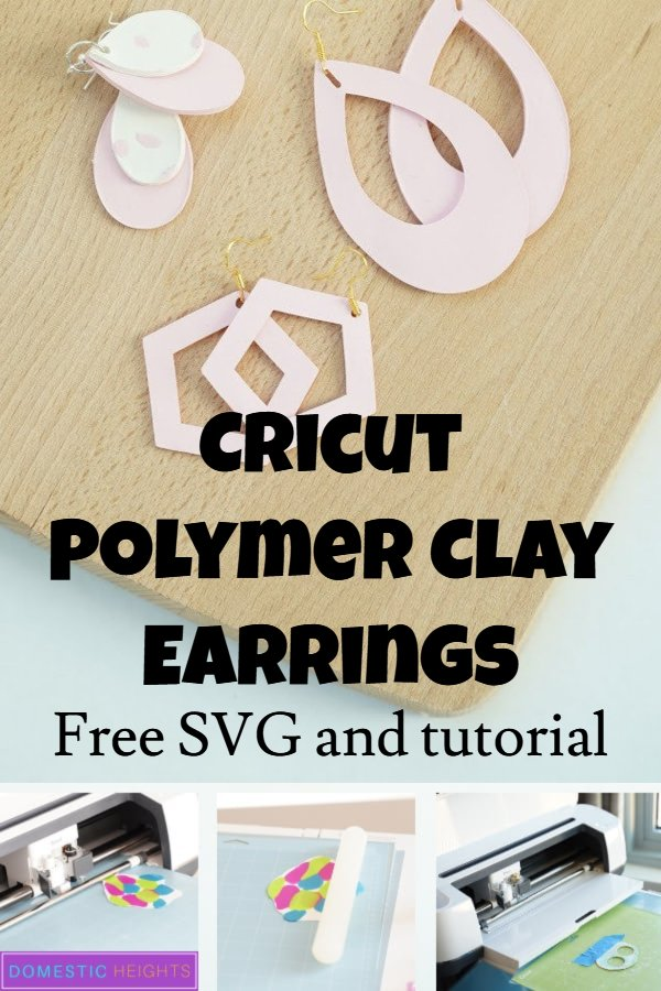 cricut polymer clay