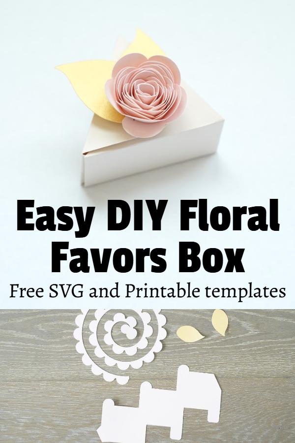 party favors box