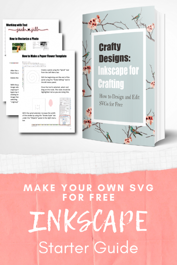 convert png to svg inkscape