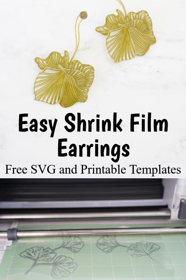 shrink plastic tutorial
