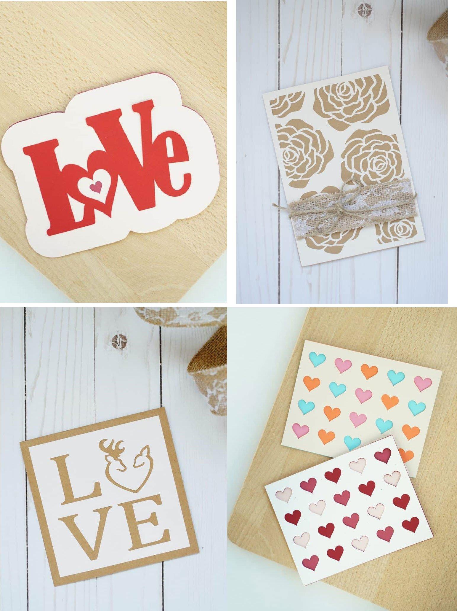 free cricut card designs
