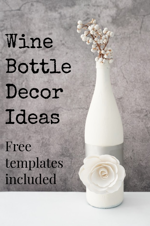 wine bottle crafts to sell