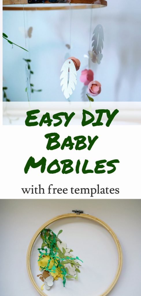 how to hang baby mobile
