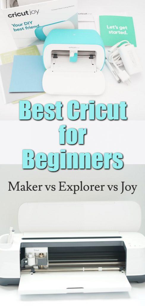 cricut explorer vs maker vs joy