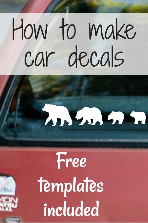 how to make decals