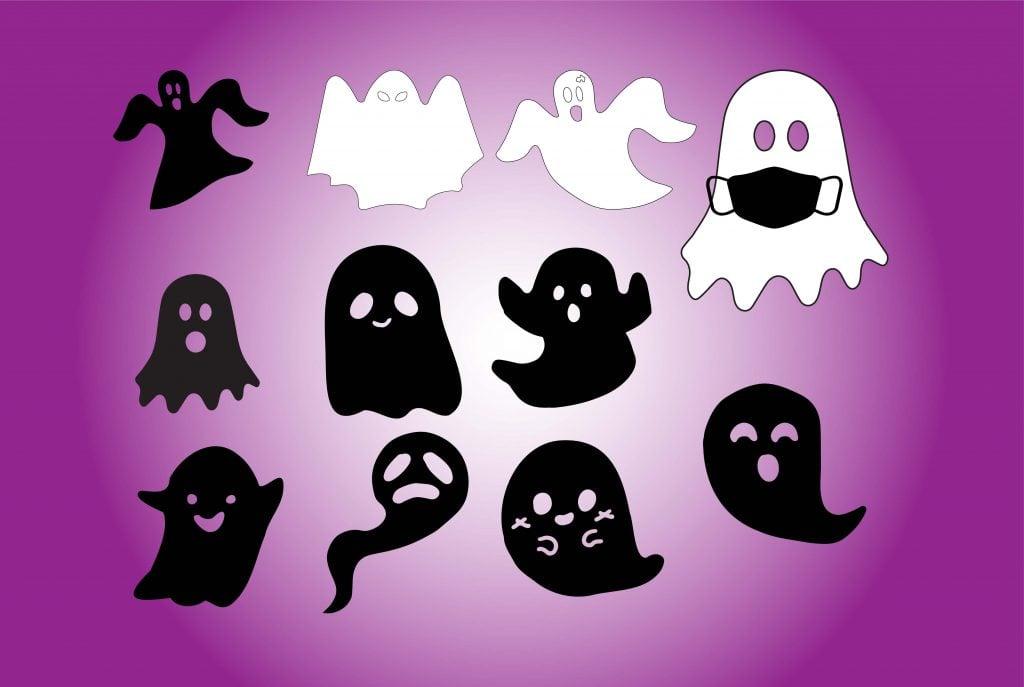 ghost svg free