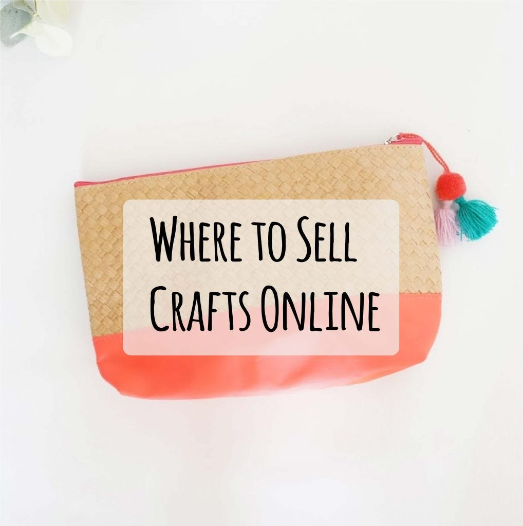 where to sell crafts online