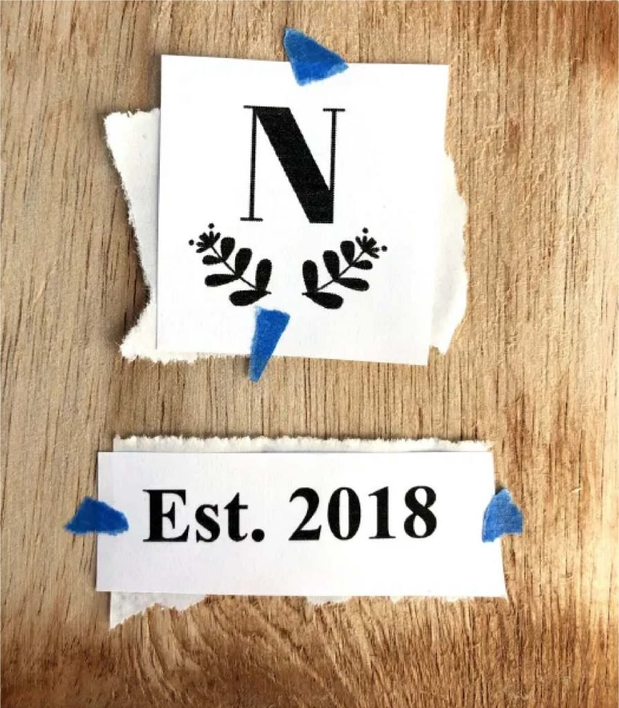 how to make family established signs