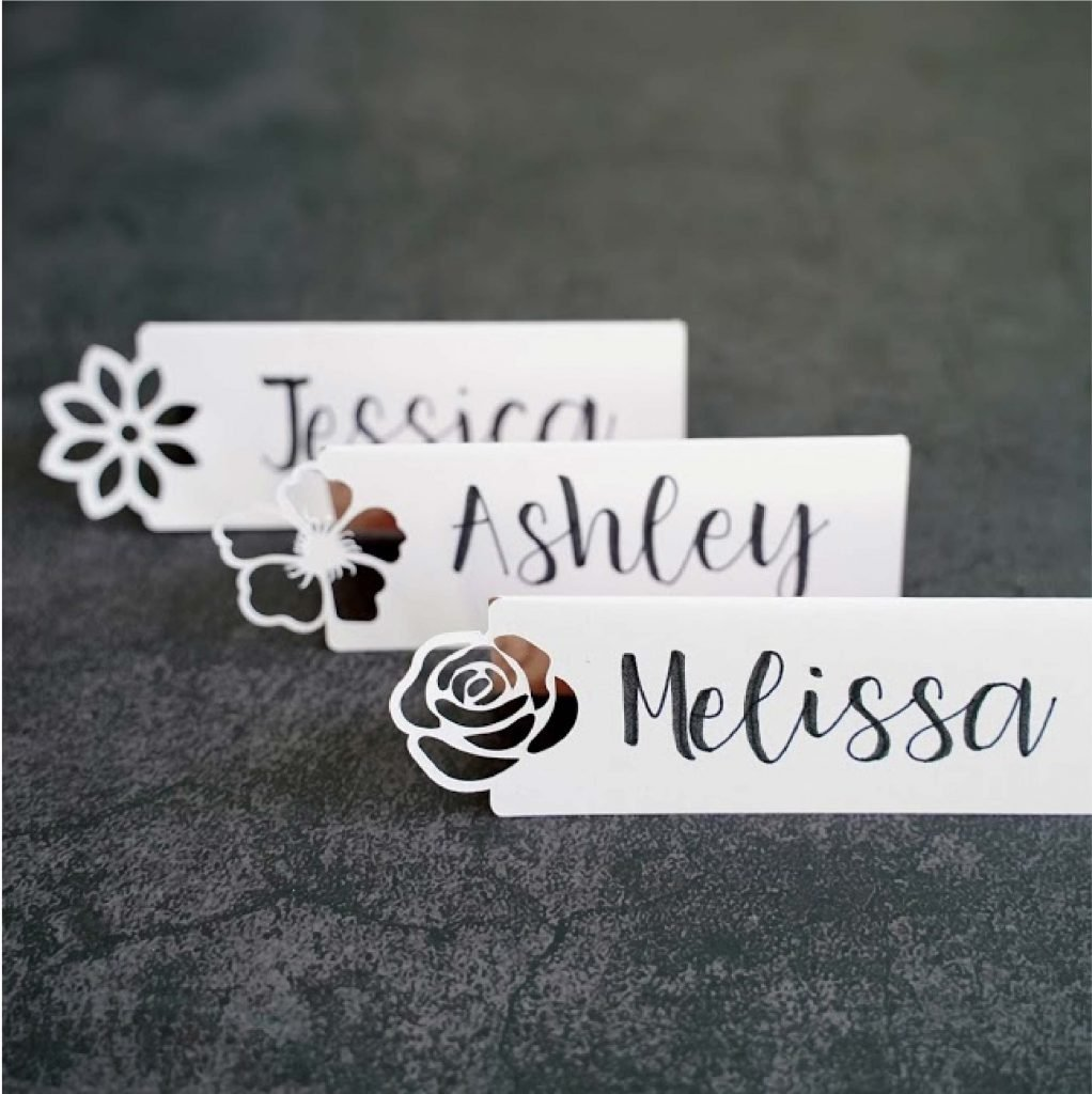 calligraphy with cricut