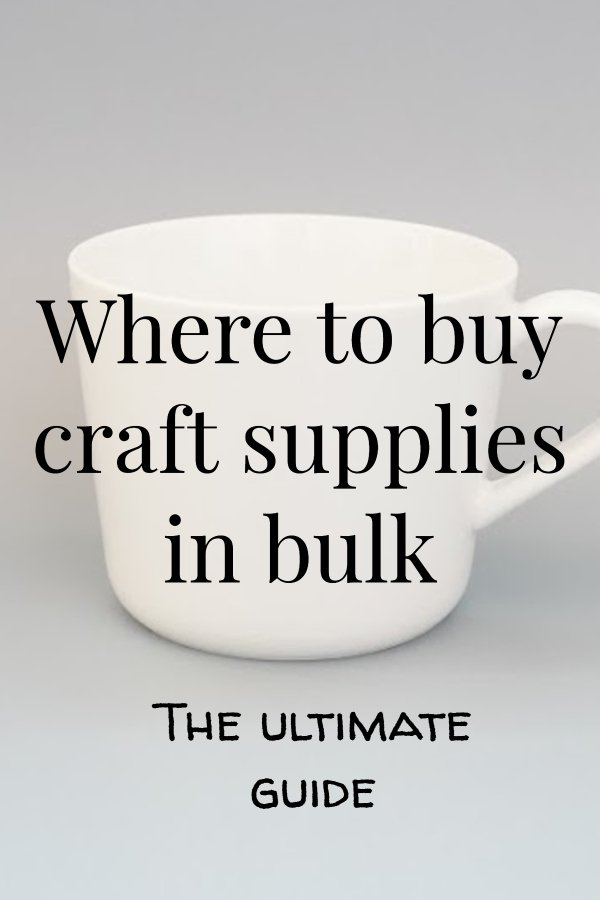 bulk craft blanks