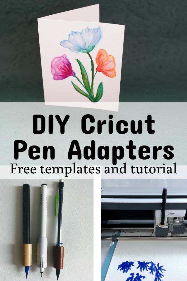 how to remove cricut pen holder