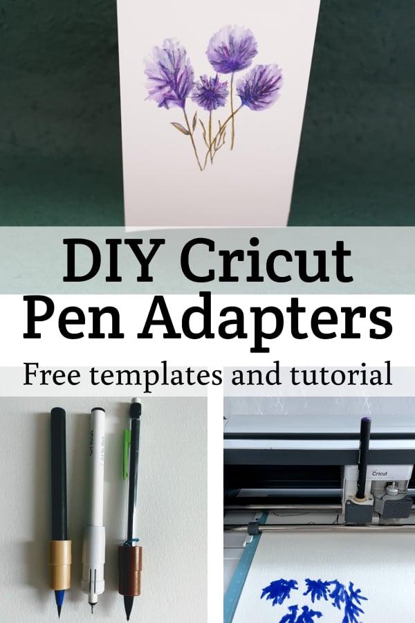 cricut pen adapter