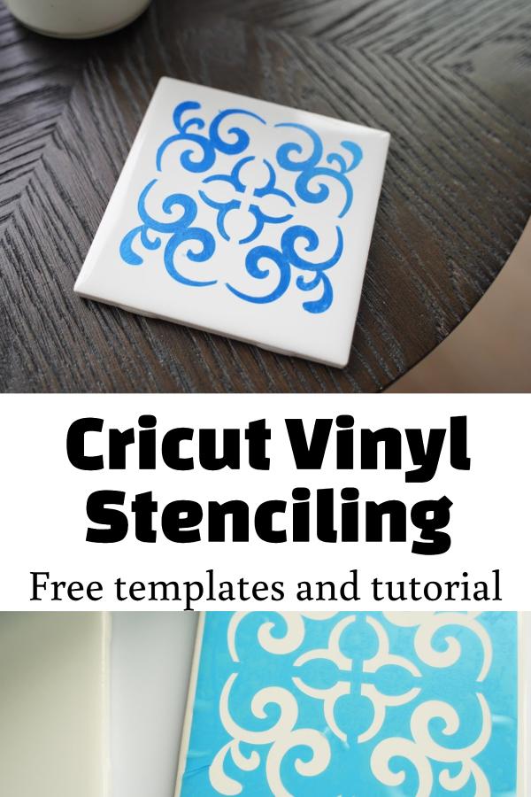cricut stencil maker