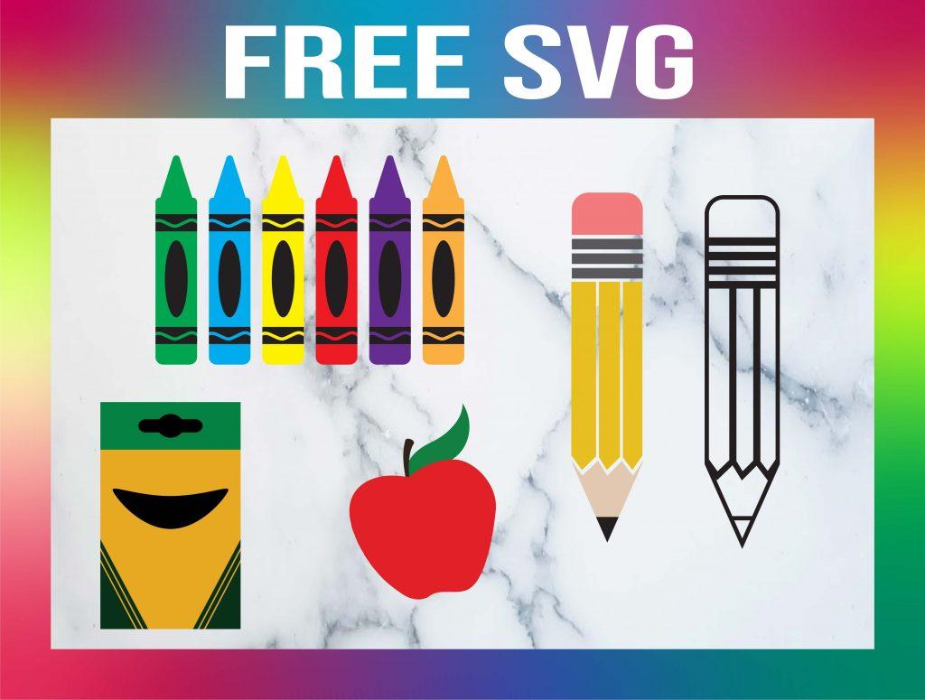 free pencil svg