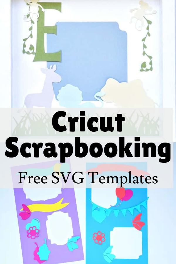 scrapbook layout templates