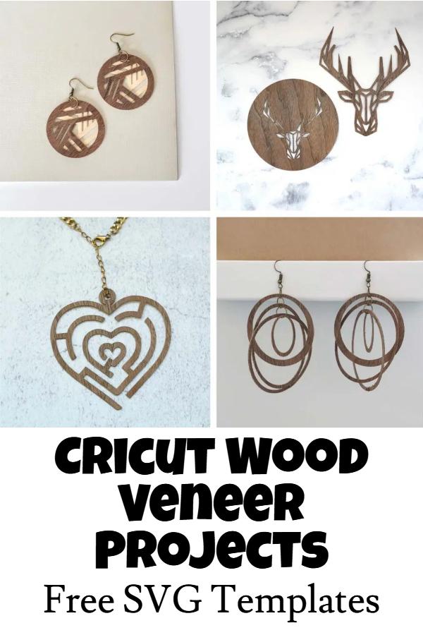 cricut wood projects templates