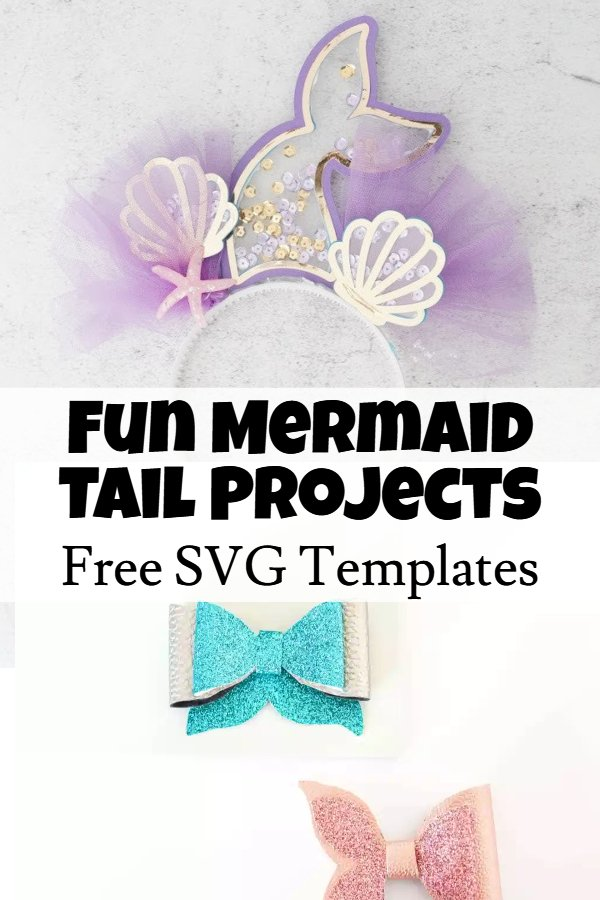 free mermaid tail svg