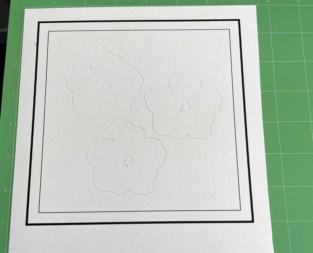 how to emboss paper