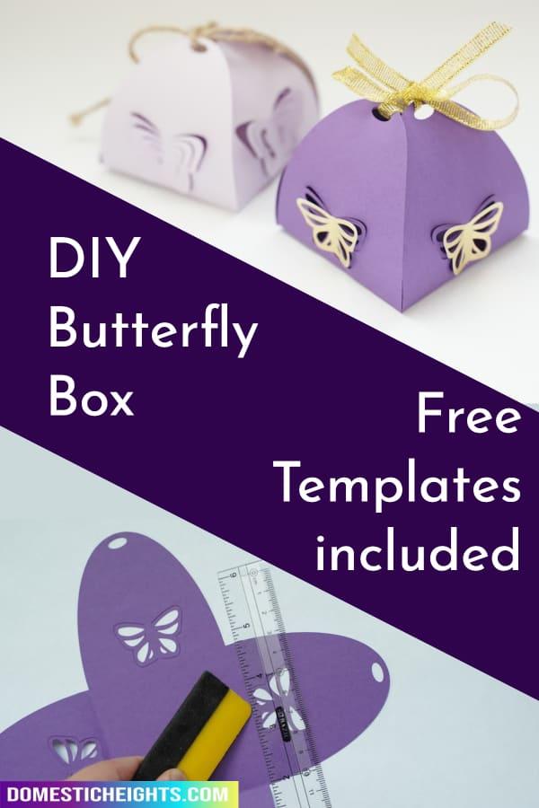 DIY favors box