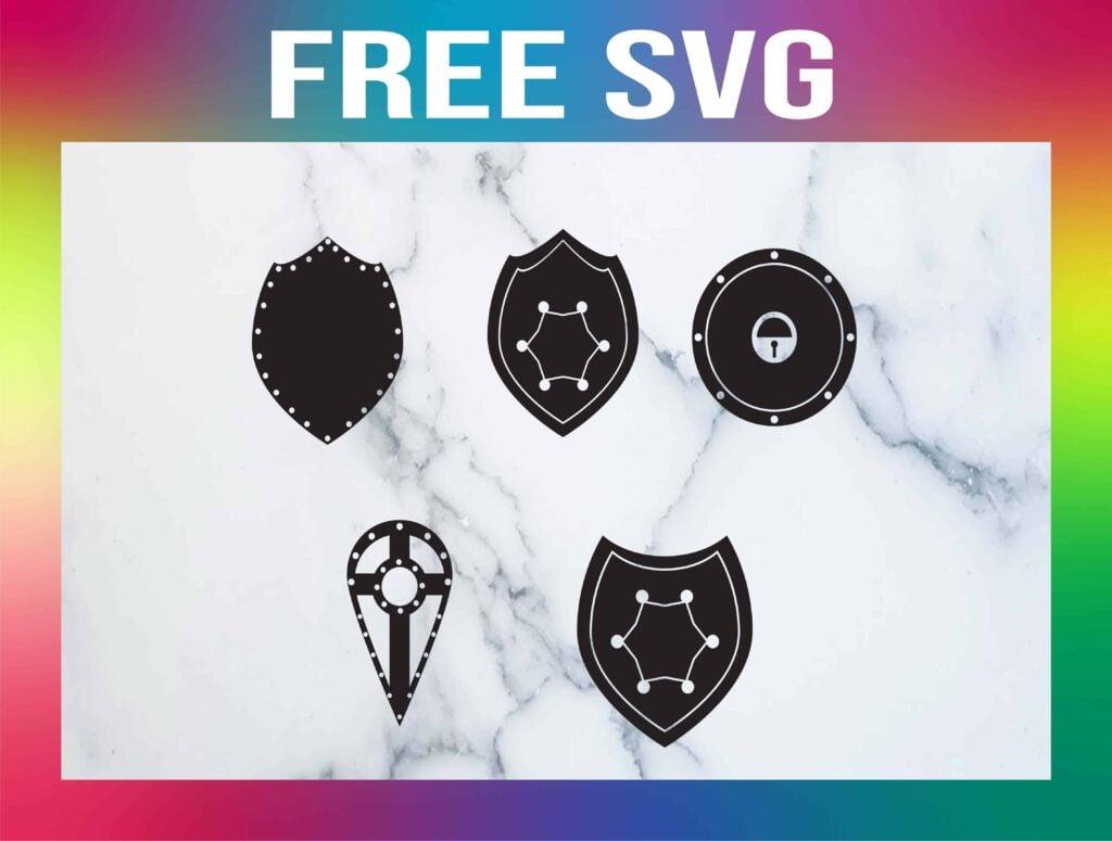 Free Shield SVG