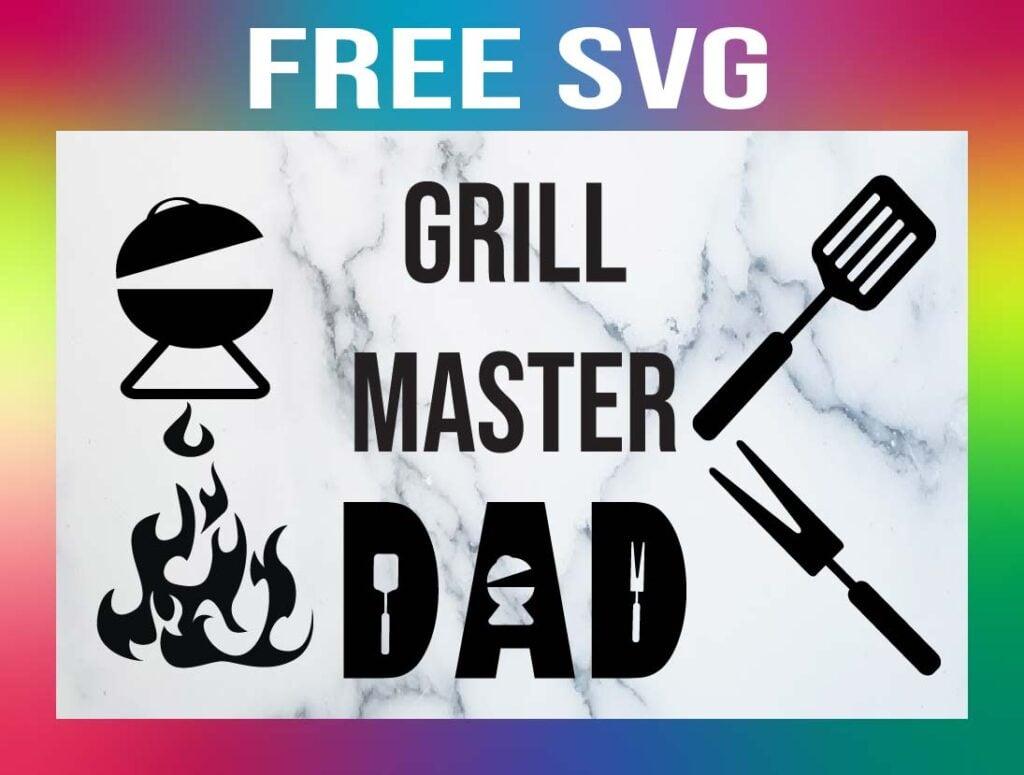 free grill svg