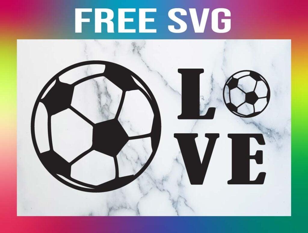 free soccer svg