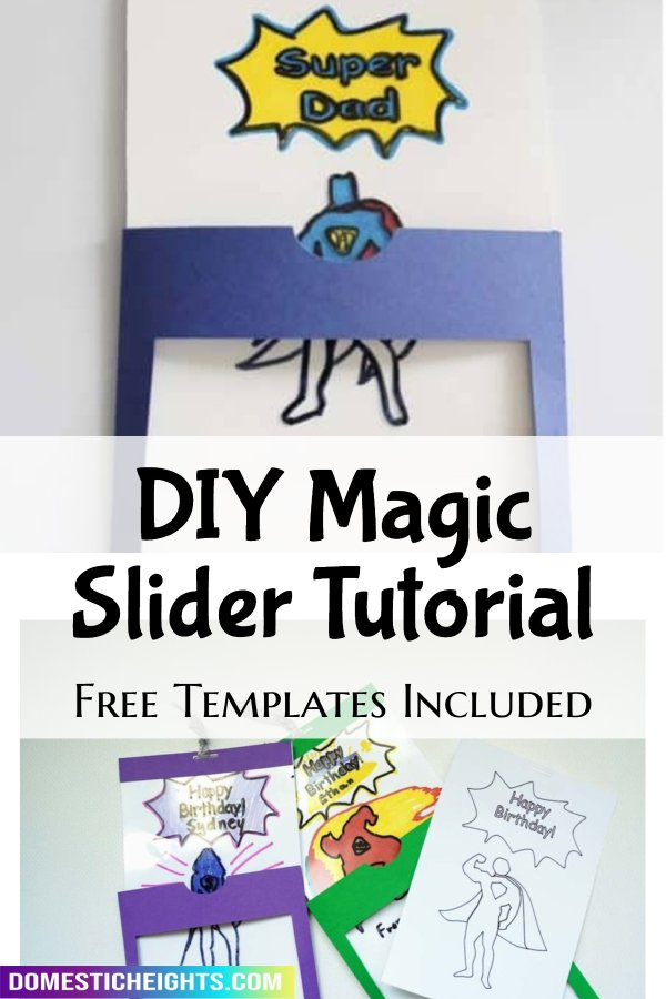 magic slider card
