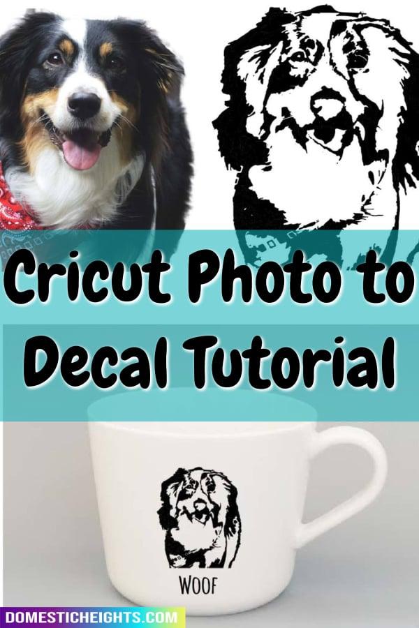 how to cut an image on cricut