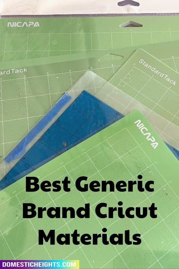off brand cricut tools