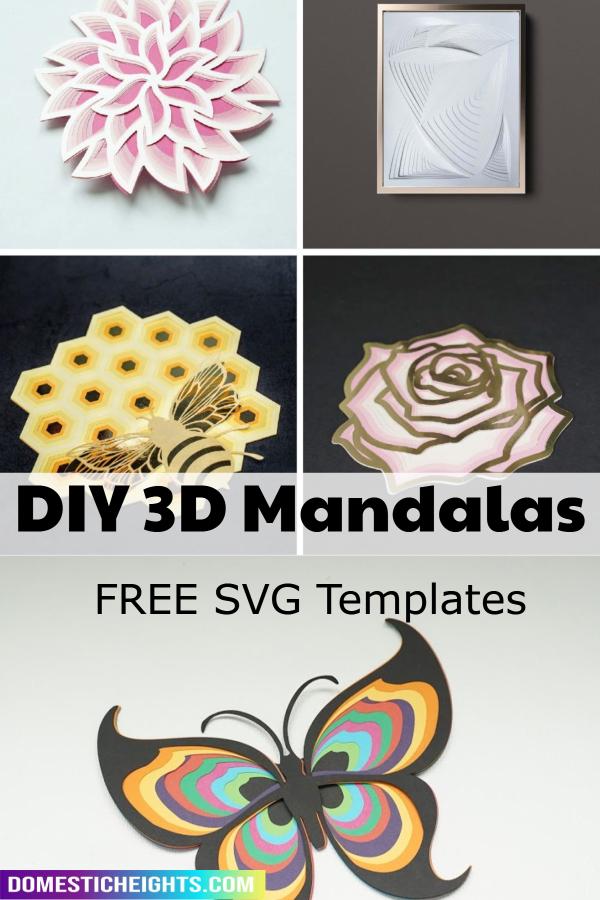 free mandala svg