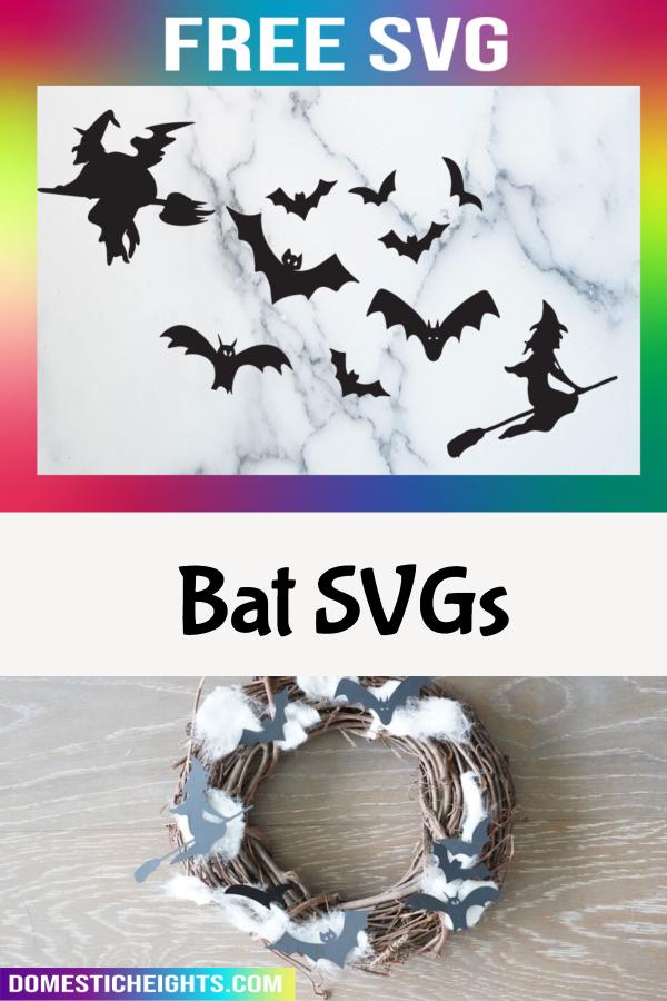 free bat svg